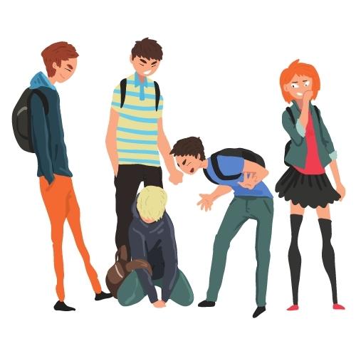 effet de groupe harcèlement scolaire