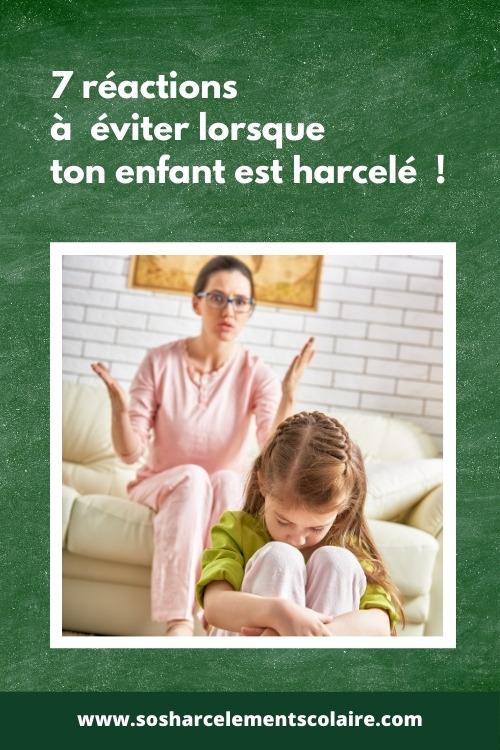 reactions-eviter-enfant-harcele-ecole