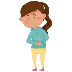 maux de ventre enfant plaintif signification